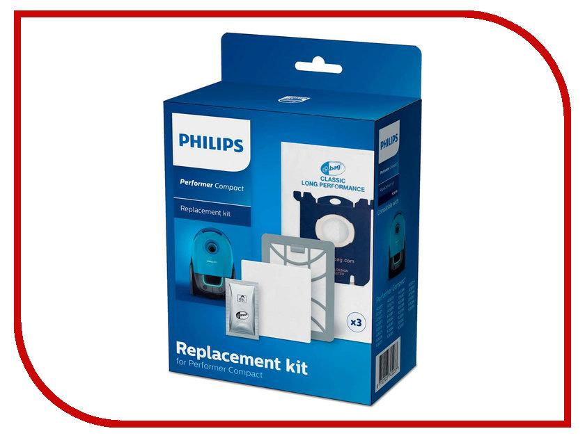 Набор фильтров  пылесборников Philips FC 8074/01