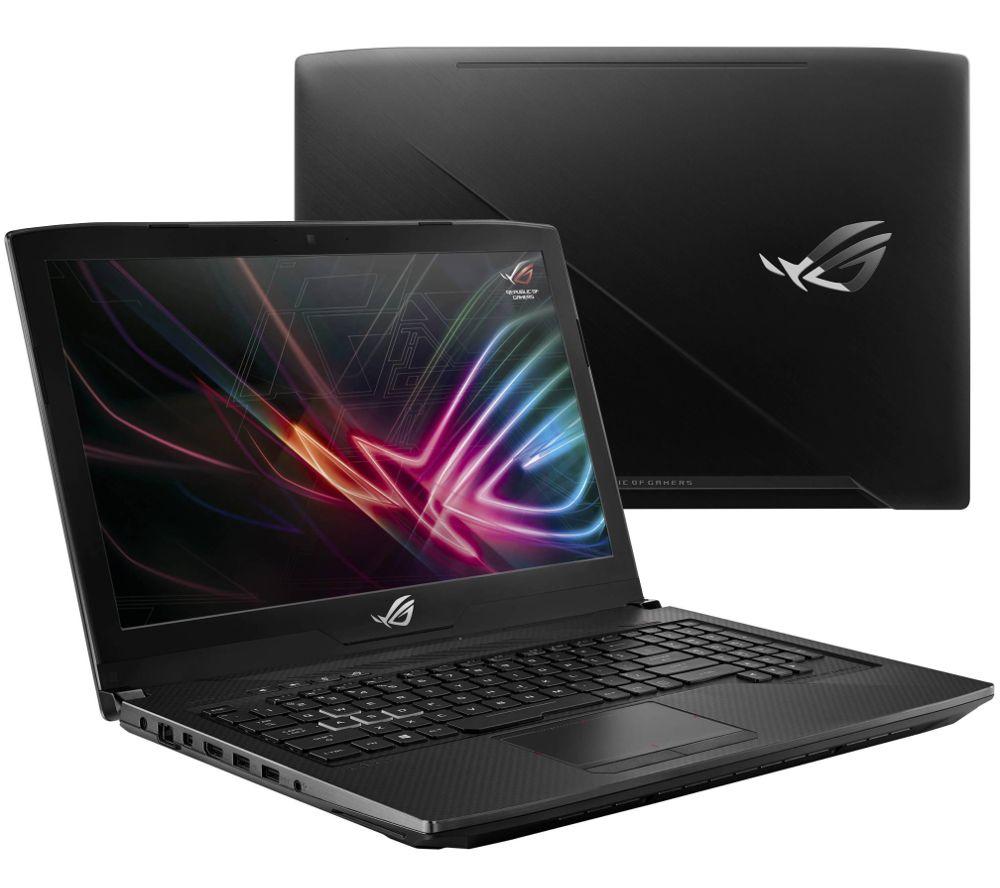 Ноутбук ASUS GL503VD-ED362 90NB0GQ1-M06460 (Intel Core i7-7700HQ 2.8 GHz/12288Mb/1000Gb + 256Gb SSD/No ODD/nVidia GeForce GTX 1050 4096Mb/Wi-Fi/Bluetooth/Cam/15.6/1920x1080/DOS) цена