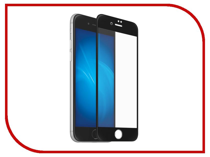 Аксессуар Защитное Стекло Smarterra для APPLE IPhone 7 Plus Black аксессуар чехол накладка smarterra marshmallow cover pink для apple iphone 7 plus mmcip7ppk