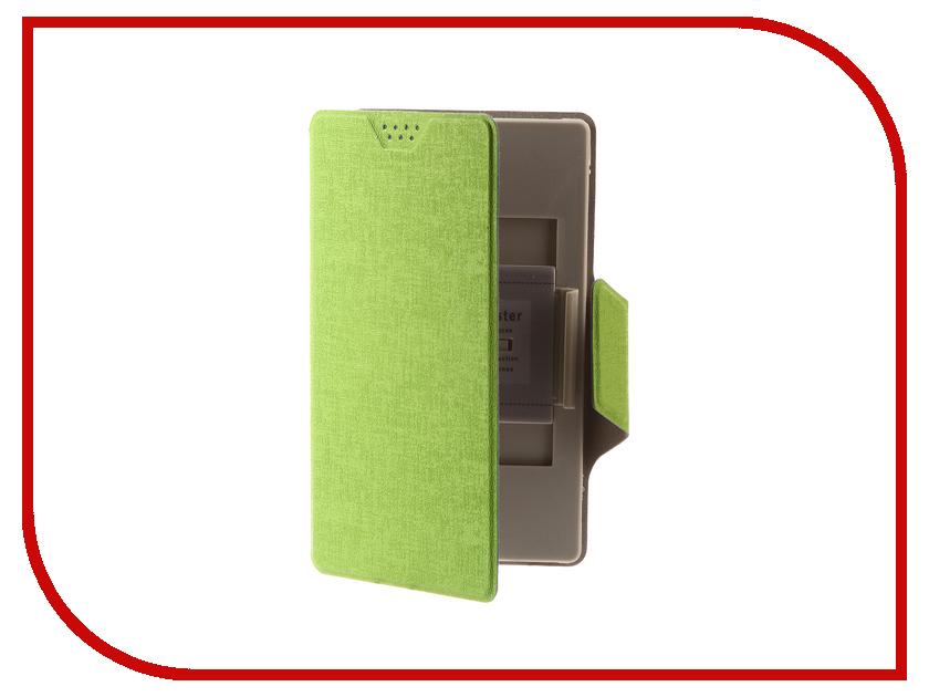 Чехол-аккумулятор Smarterra 5.1-5.5-inch Green CSP003 универсальный аккумулятор