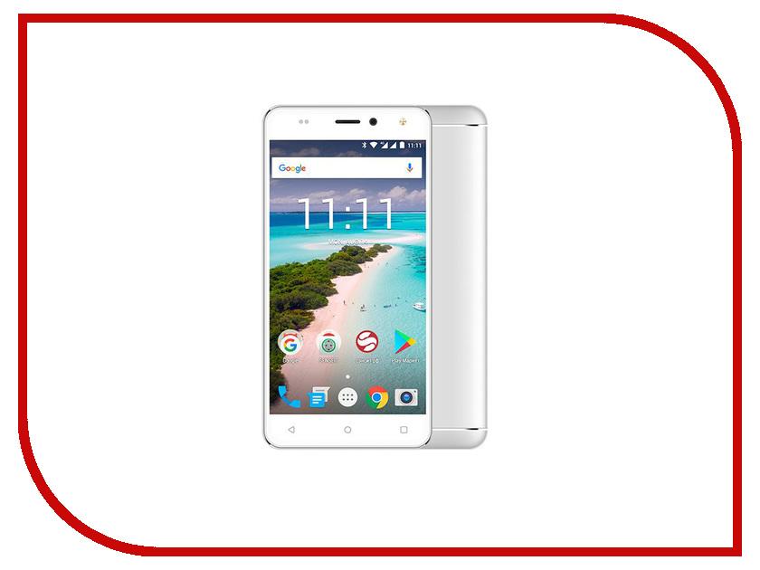 Сотовый телефон Senseit T250 Silver сотовый телефон archos sense 55dc 503438