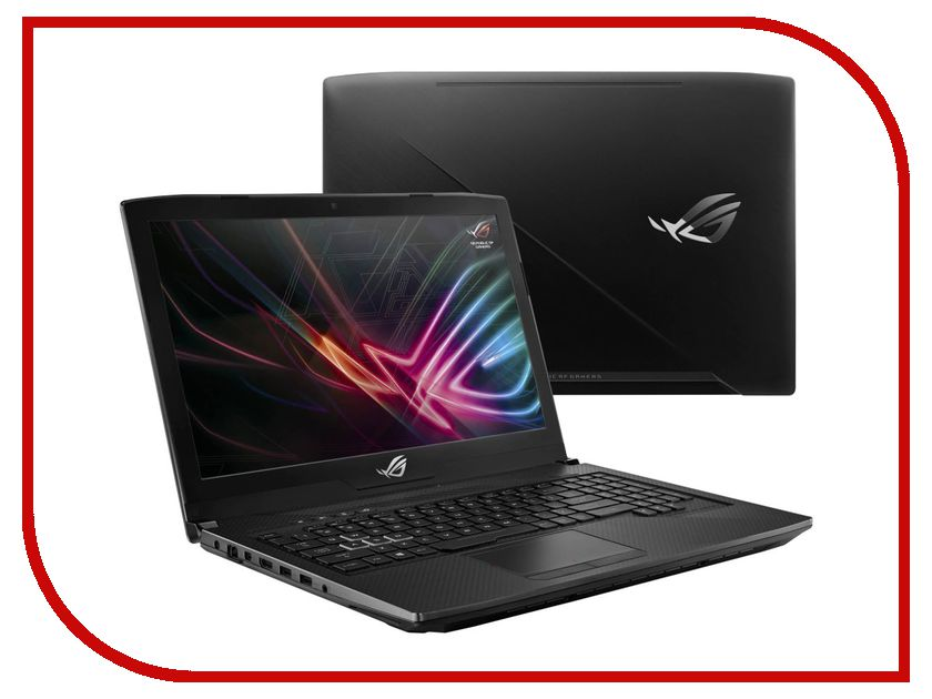 Ноутбук ASUS GL503VD-ED364T 90NB0GQ1-M06490 (Intel Core i5-7300HQ 2.5 GHz/12288Mb/1000Gb + 128Gb SSD/No ODD/nVidia GeForce GTX 1050 4096Mb/Wi-Fi/Bluetooth/Cam/15.6/1920x1080/Windows 10 64-bit) ноутбук asus k751sj ty020d 90nb07s1 m00320