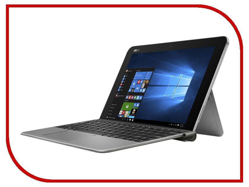 все цены на Планшет ASUS Transformer Book Mini + Dock T102HA-GR036T Grey 90NB0D02-M04380 (Intel Atom x5-Z8350 1.44 GHz/4096Mb/128Gb/Intel HD Graphics/Wi-Fi/Bluetooth/Cam/10.1/1280x800/Windows 10) онлайн