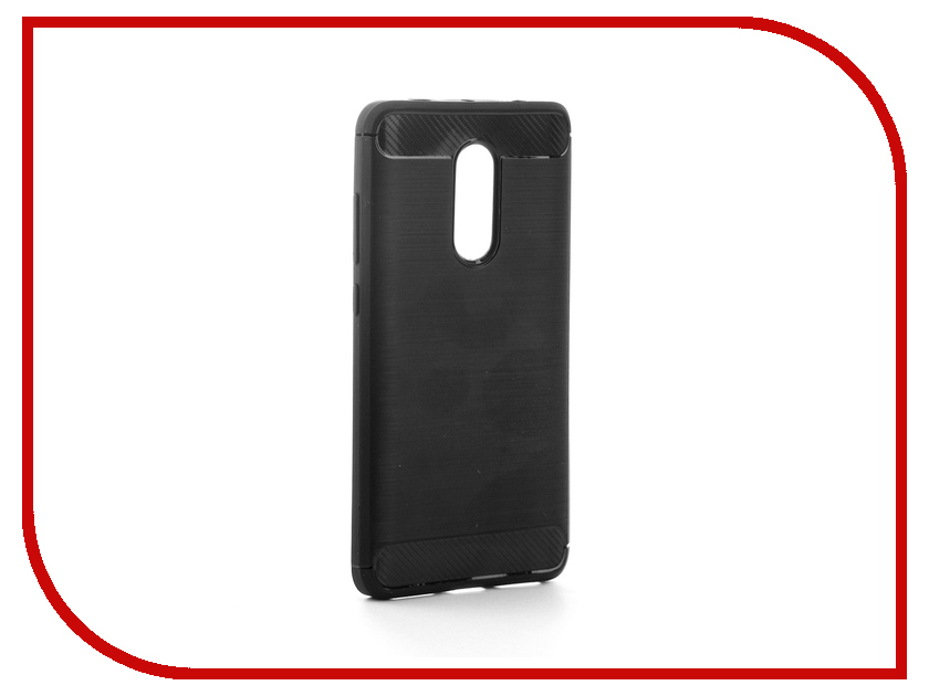Аксессуар Чехол Xiaomi Redmi Note 4X Activ The Ultimate Experience Carbon Black 78428 аксессуар чехол накладка micromax canvas viva a106 activ silicone black mat 46857