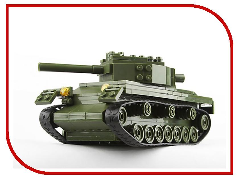Конструктор Shantou Gepai Танк A-43 255 дет. HD010 игрушка shantou gepai танк 369 32