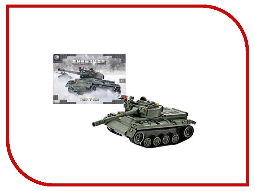 Конструктор Shantou Gepai Танк T-62A 294 дет. HD017 игрушка shantou gepai танк 369 32