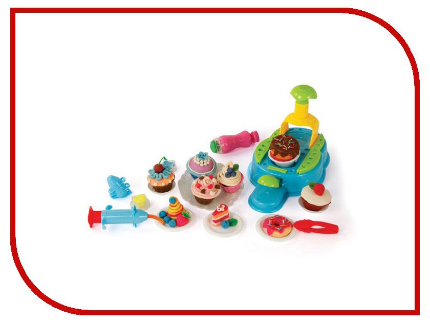Набор для лепки Color Puppy Чудо-кондитерская 631725 набор для лепки фантазер глина голубая 217011
