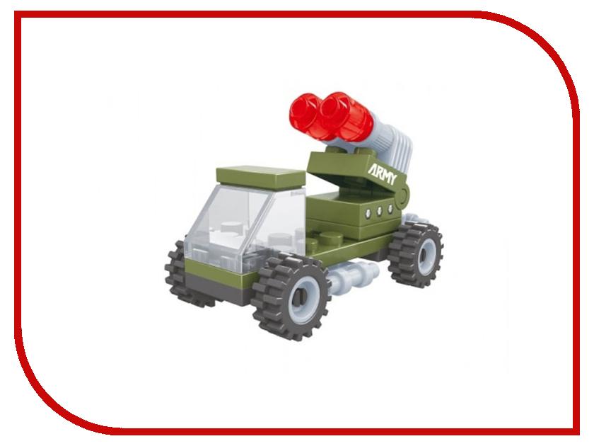Конструктор Ausini Военные 25 дет. 22101