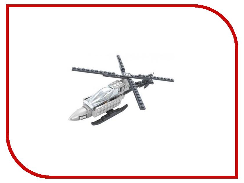 Конструктор Ausini Военные 61 дет. 22201 конструктор lepin star plan истребитель набу 187 дет 05060