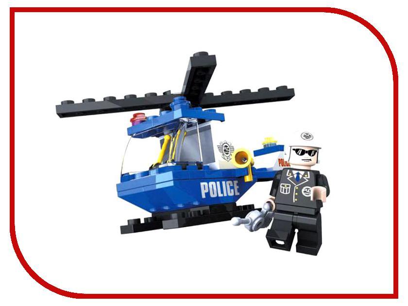 Конструктор Ausini Полиция 47 дет. 23202 конструктор gudi полиция 256 дет 9315