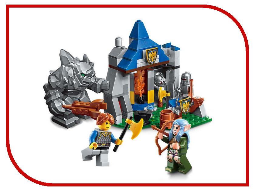 Конструктор Enlighten Brick The War of Glory 2303 Defend Barrack 134 дет. 243949 herbert george wells the war of the worlds