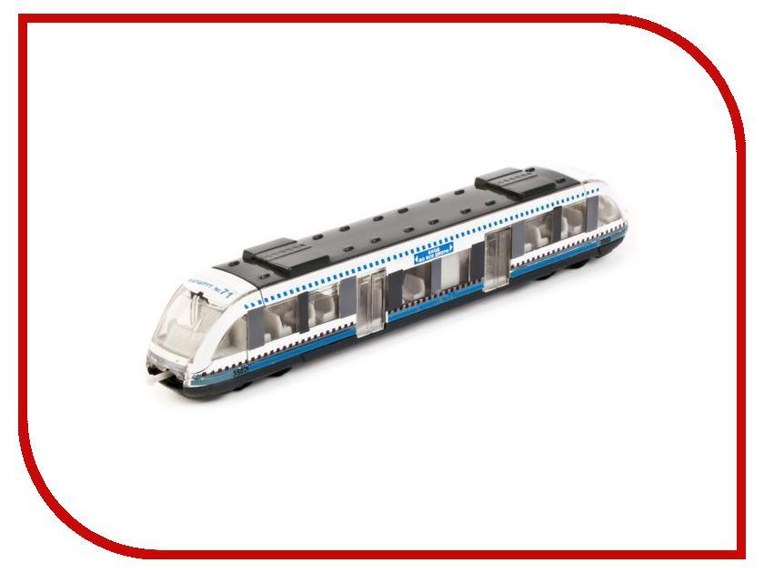 Игрушка Технопарк Трамвай 1079BC-R игрушка технопарк машина x600 h09084 r
