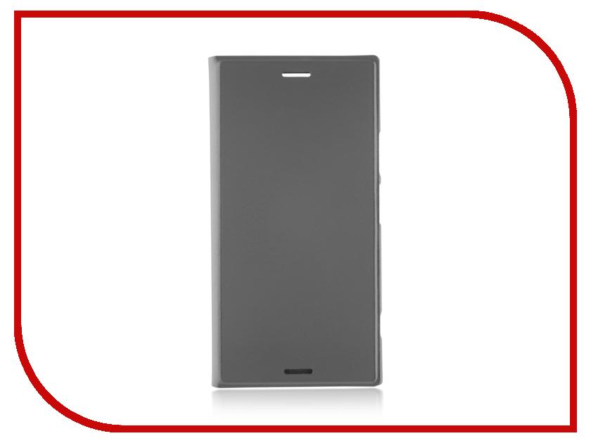 Аксессуар Чехол Sony Xperia XZ1 BROSCO PU Black XZ1-BOOK-BLACK аксессуар чехол sony xperia xzs brosco black xzs book black