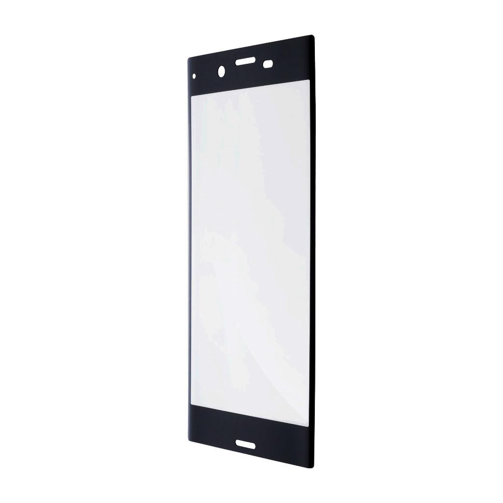 Аксессуар Защитное стекло Brosco для Sony Xperia XZ1 Full Screen Black XZ1-GLASS-BLACK аксессуар защитное стекло для sony xperia xa1 solomon full 0 33mm black
