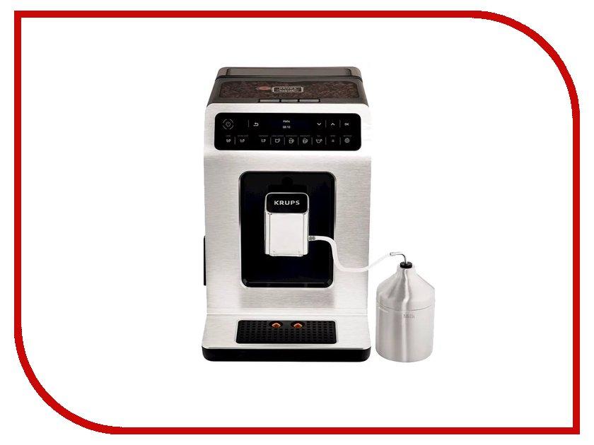 Кофемашина Krups EA 891D кофе машина krups ea 891110