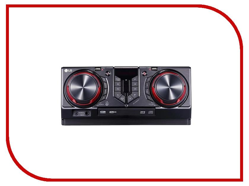 LG Минисистема LG CJ45