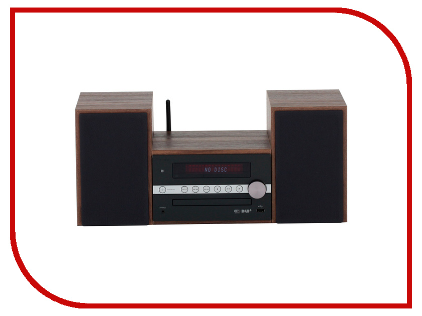 Минисистема Pioneer X-CM66D-B микросистема pioneer x cm66d b