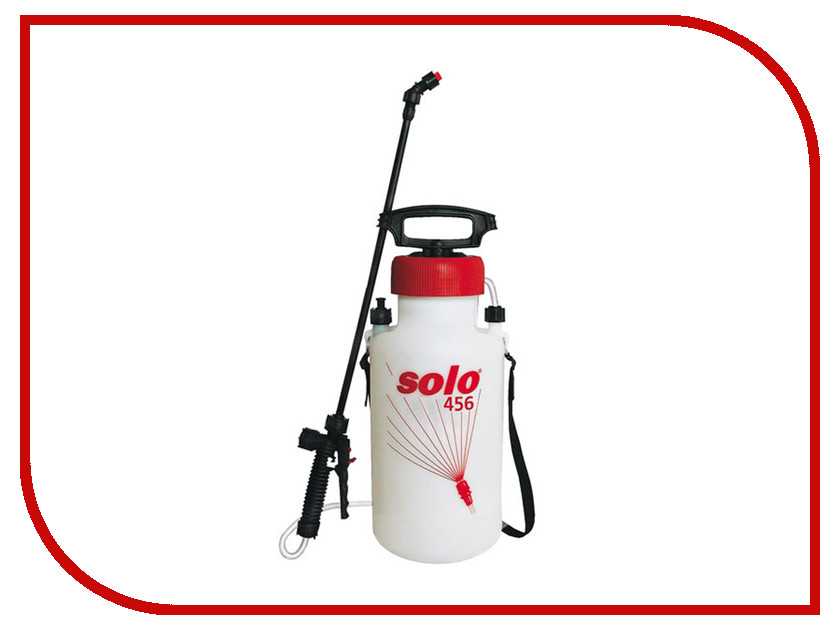 цена на Опрыскиватель Solo 456