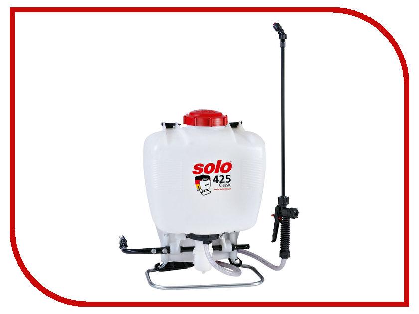 Опрыскиватель Solo 425 Comfort