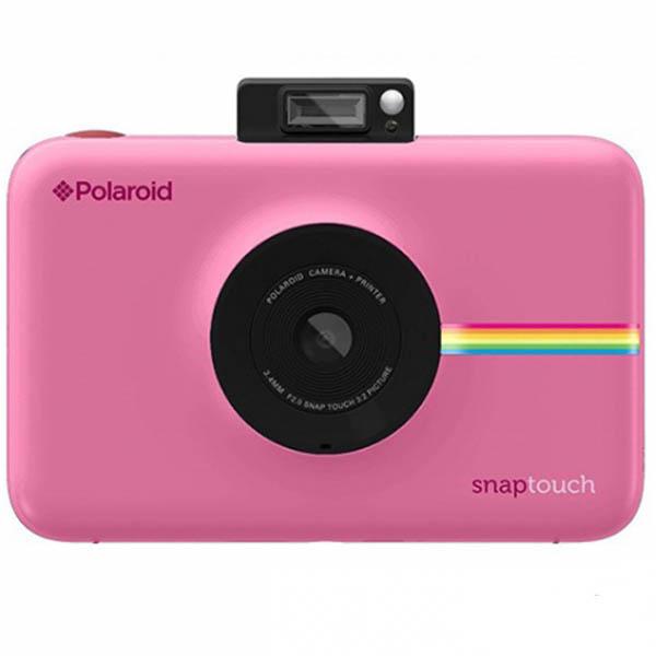 Фотоаппарат Polaroid Snap Touch Blush Pink POLSTBP