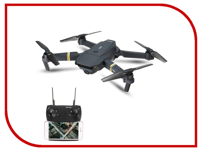 Квадрокоптер Eachine E58 WIFI FPV 2MP