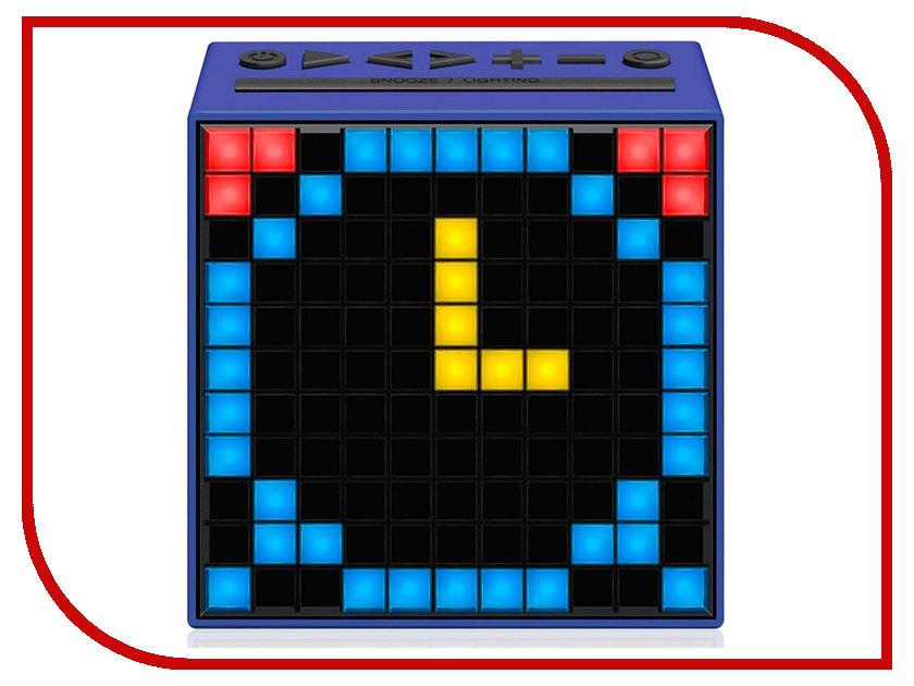 Колонка Divoom TimeBox Blue колонка mixberry msp001bl light blue