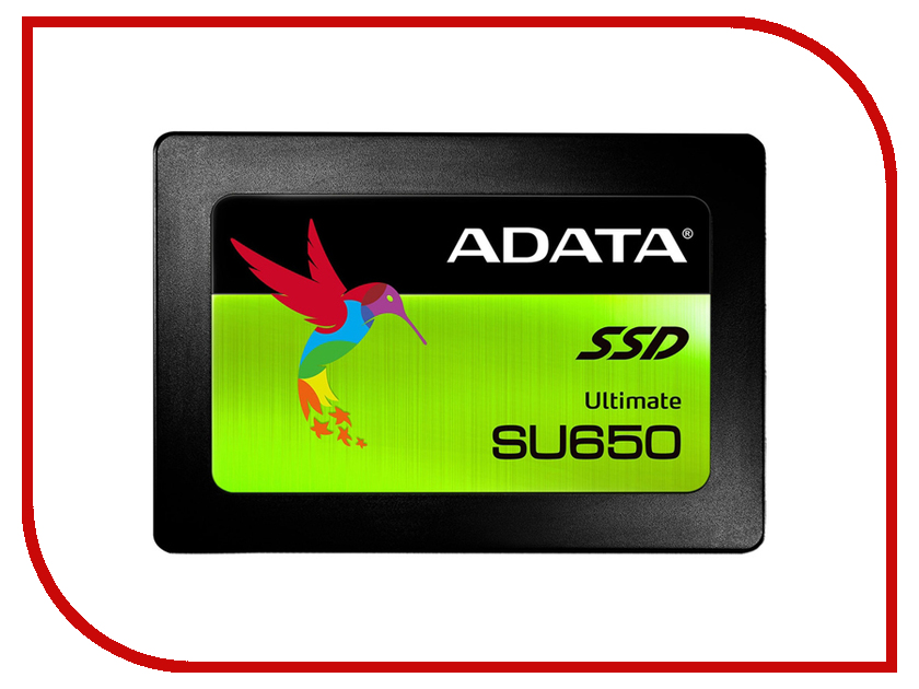 Фото Жесткий диск 240Gb - A-Data Ultimate SU650 ASU650SS-240GT-C
