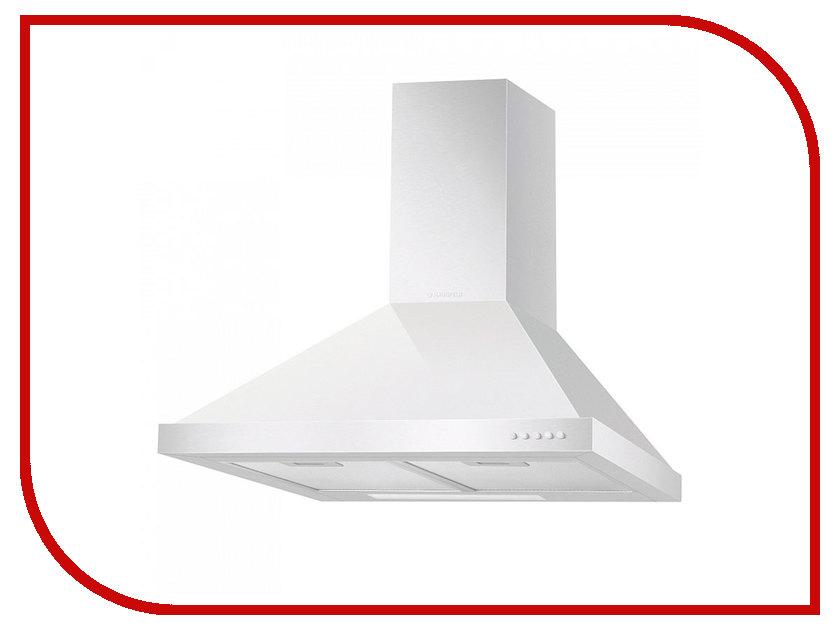 Здесь можно купить   Кухонная вытяжка Maunfeld Line 50 White