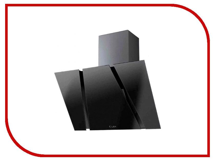 Кухонная вытяжка LEX Ori 600 Black кухонная вытяжка lex ori 600 black
