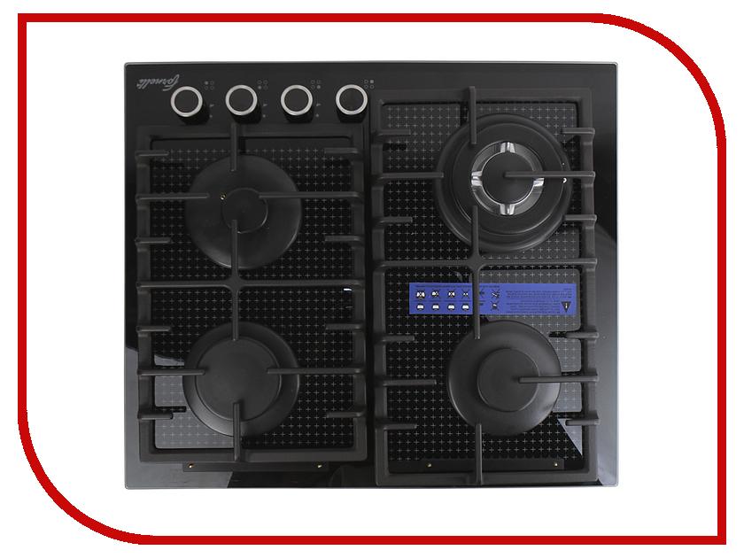 Варочная панель Fornelli PGT 60 Ardore Black цена и фото