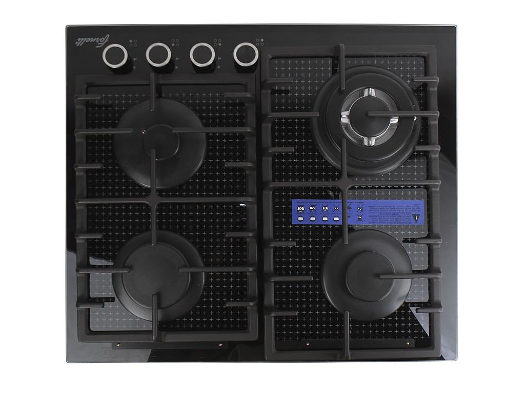 Варочная панель Fornelli PGT 60 Ardore Black