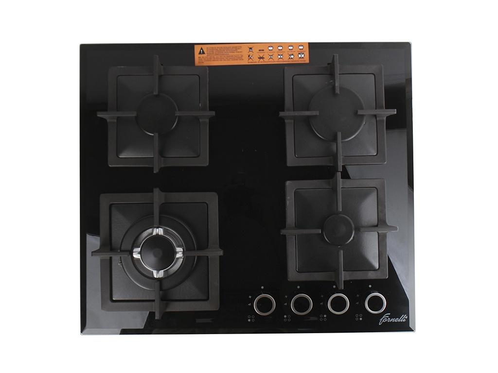 Варочная панель Fornelli PGT 60 Calore Black
