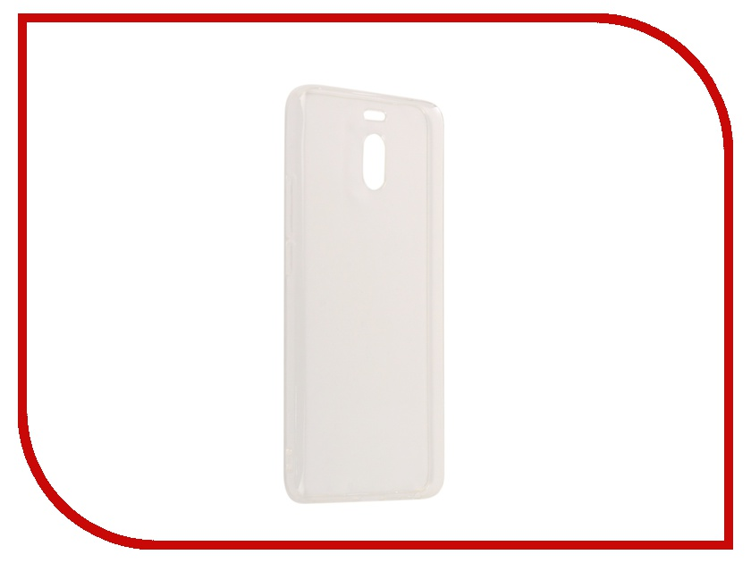 Аксессуар Чехол для Meizu M6 Zibelino Ultra Thin Case White ZUTC-MZU-M6-WHT аксессуар защитное стекло для meizu m6 note zibelino tg full screen 0 33mm 2 5d white ztg fs mei m6 not wht