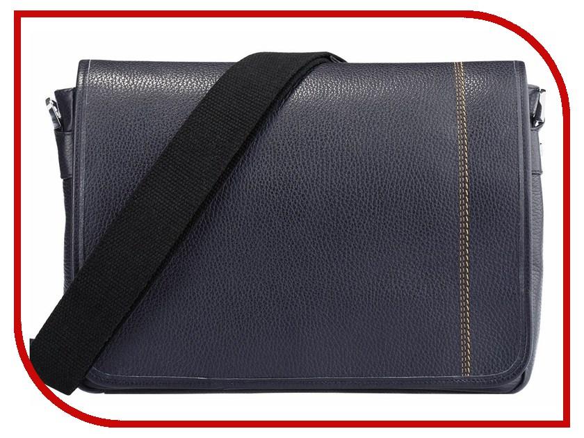 цены Сумка Fabula S.108.BR Brooklyn Blue ш/к-96683 240565