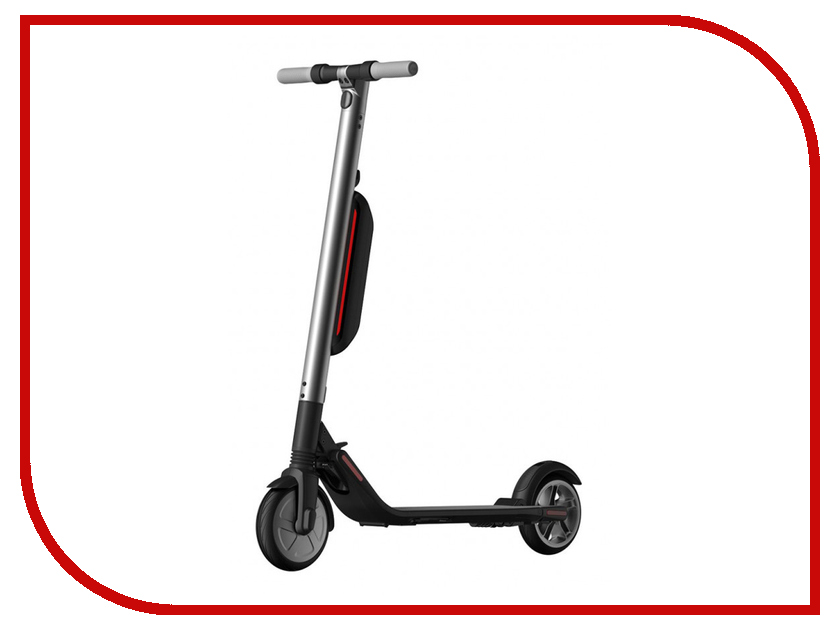 Электросамокат Ninebot KickScooter ES4 Segway электросамокат ezip e 4 5