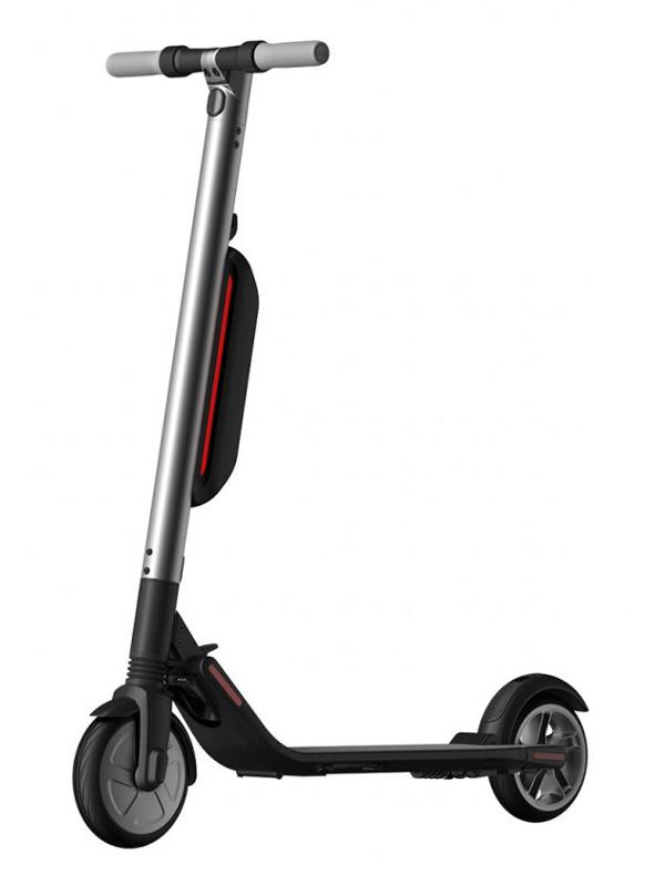 Электросамокат Ninebot KickScooter ES4 Segway