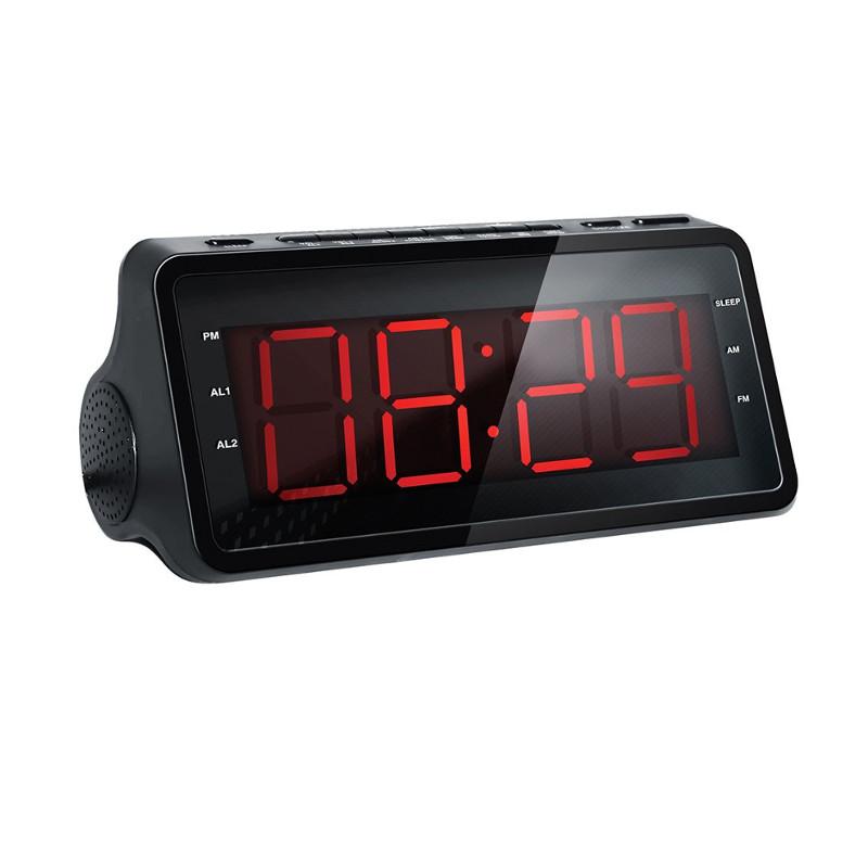 лучшая цена Часы Hyundai H-RCL140 Black