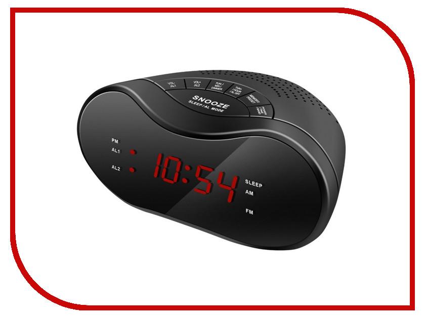 Купить Часы Hyundai H-RCL160 Black