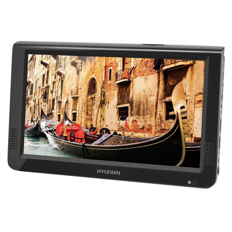 Медиаплеер Hyundai H-LCD1000 10.0 1024x600 Black