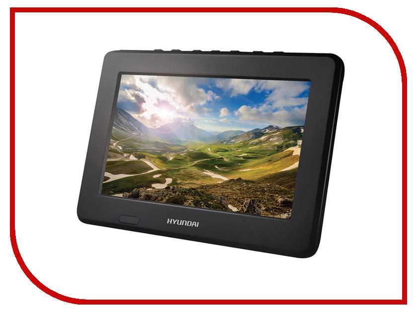 Медиаплеер Hyundai H-LCD700 7.0 800x480 Black