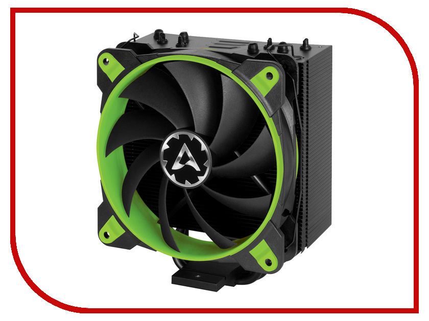 Фото Кулер Arctic Freezer 33 eSports ONE Green ACFRE00045A
