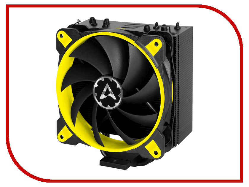 Фото Кулер Arctic Freezer 33 eSports ONE Yellow ACFRE00044A