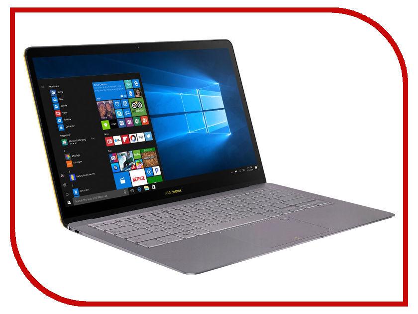 Ноутбук ASUS Zenbook 3 Deluxe UX490UA-BE078R 90NB0EI3-M07040 (Intel Core i7-7500U 2.7 GHz/8192Mb/512Gb SSD/No ODD/Intel HD Graphics/Wi-Fi/Bluetooth/Cam/14.0/1920x1080/Windows 10 64-bit) ноутбук asus k751sj ty020d 90nb07s1 m00320