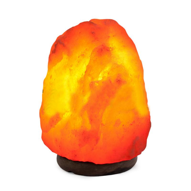 Солевая лампа Stay Gold Неограненная 1-2кг с диммером