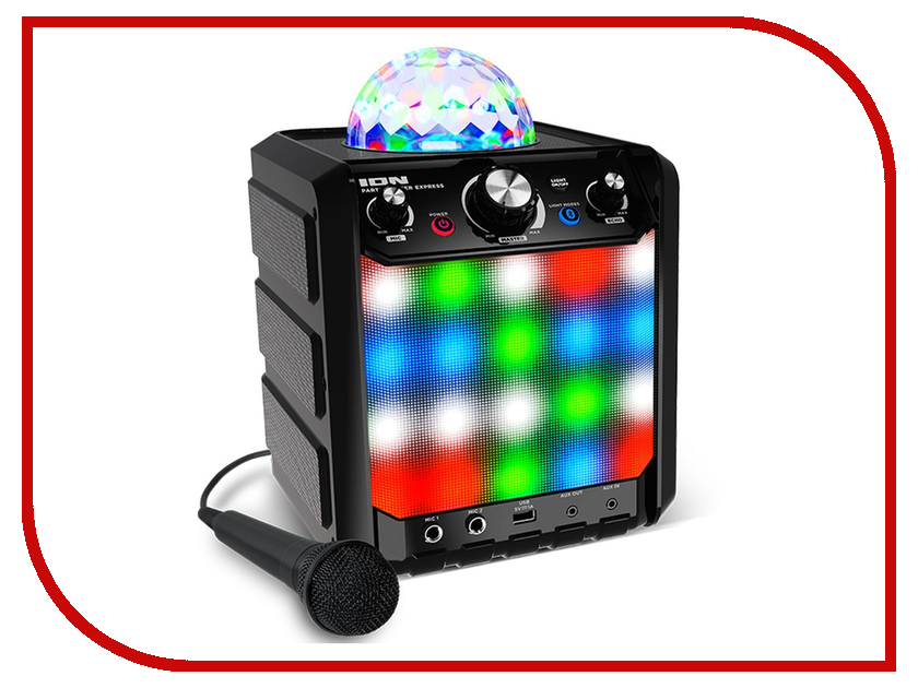 цена на Колонка ION Audio Party Rocker Express
