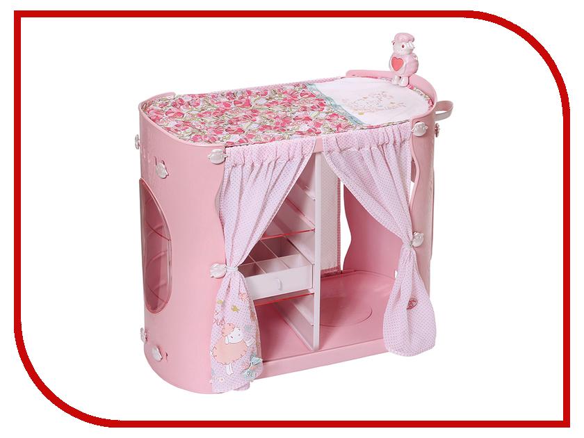 цены Игра Zapf Creation Baby Annabell Гардероб с пеленальным столиком 794-111