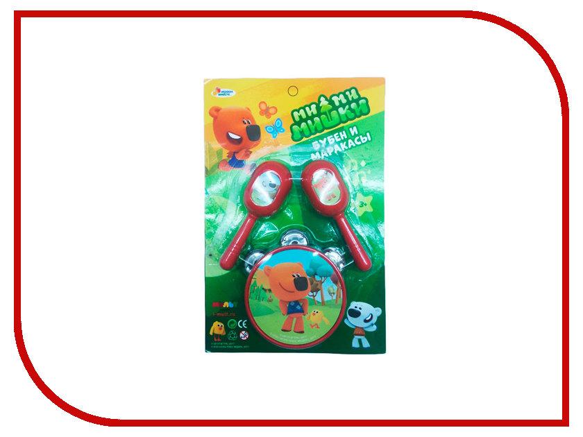 Детский музыкальный инструмент Играем вместе Набор Ми Ми Мишки B607108-R3