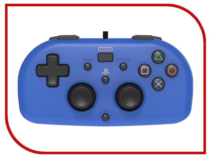 Геймпад Hori Horipad Mini для PS4 Blue PS4-100E видеоигра для ps4 just dance 2018