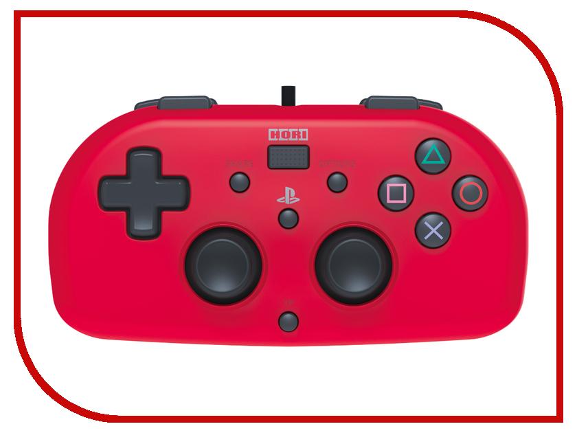 Геймпад Hori Horipad Mini для PS4 Red -101E
