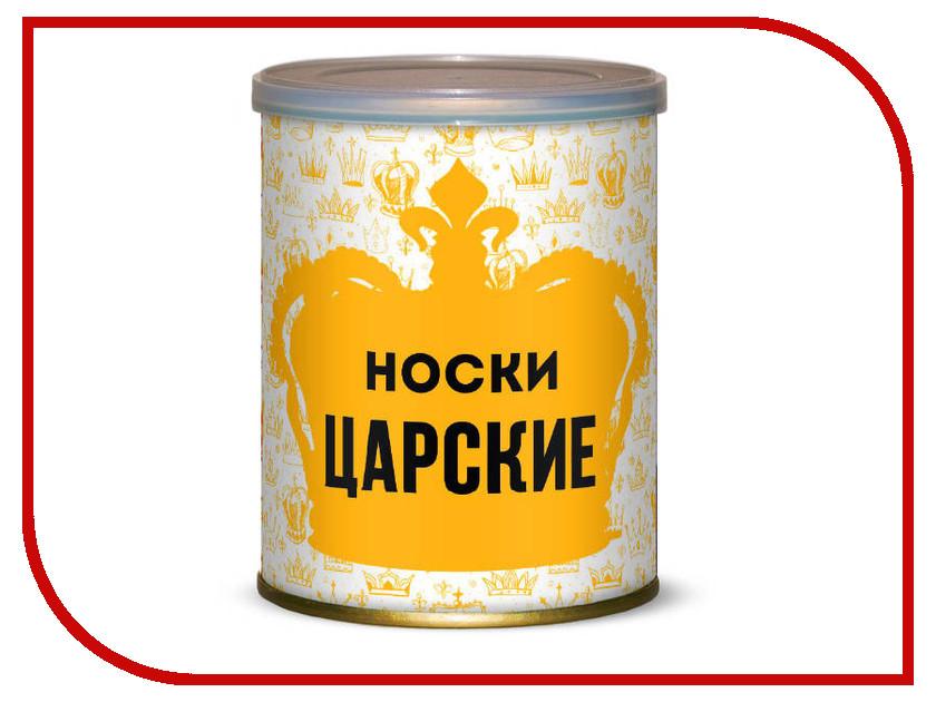Носки царские Canned Socks Black 416130